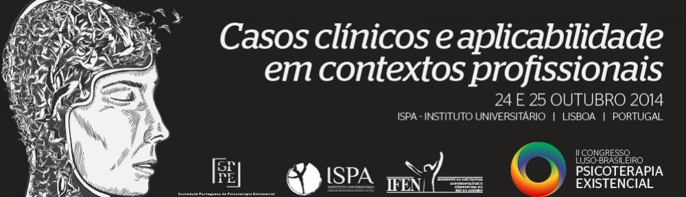 II Congresso Luso-Brasileiro de Psicoterapia Existencial